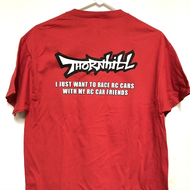 Thornhill Red T-Shirt